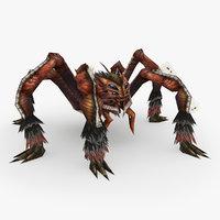 3D rig spider