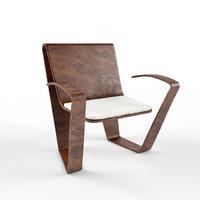 3D uniform chair