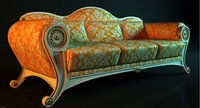 3D s sofa