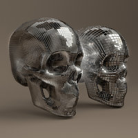 Disco Skull
