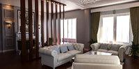 Living Room(Interior)