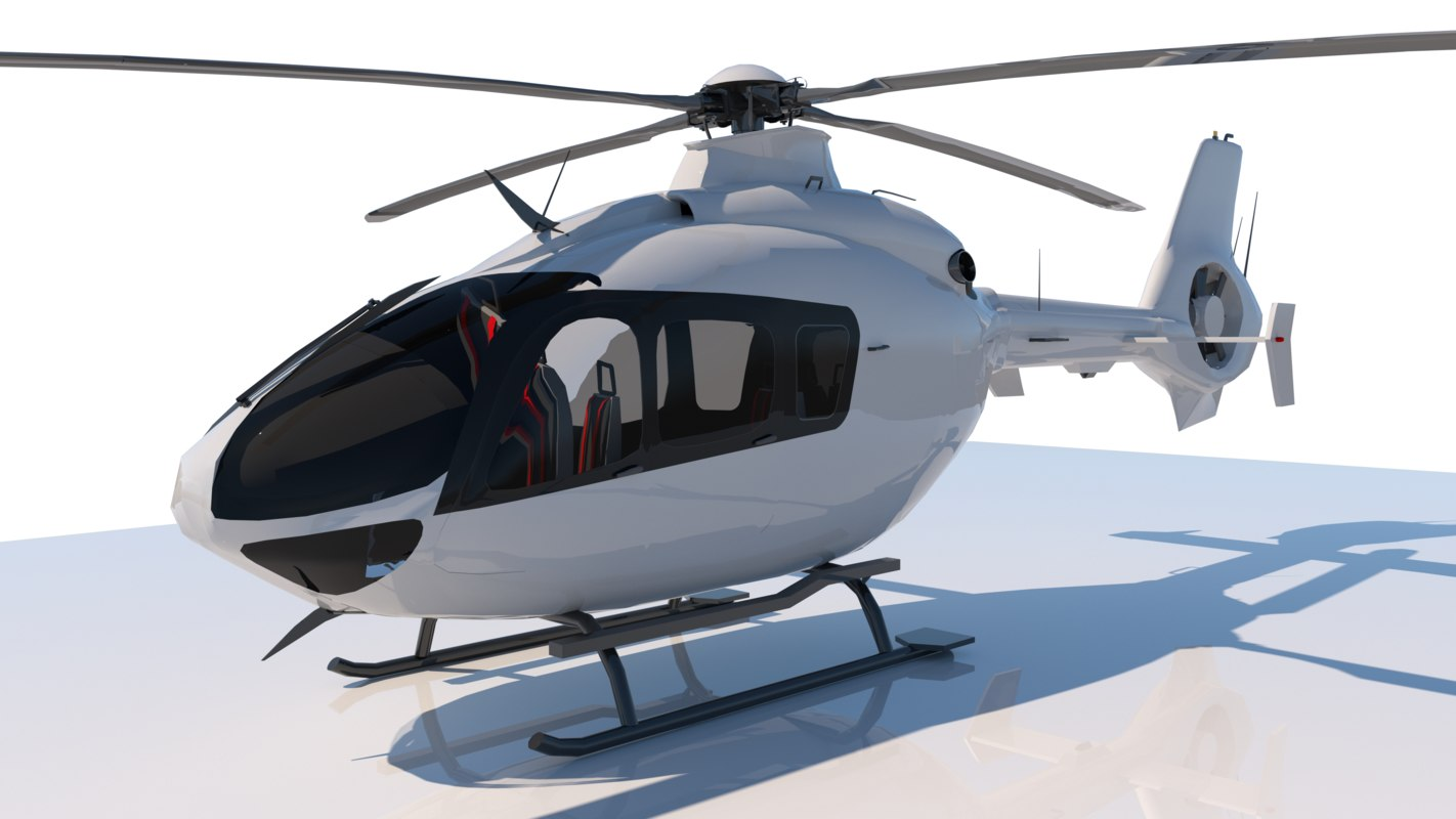 3D copter helicopter