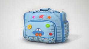 baby bag 3D