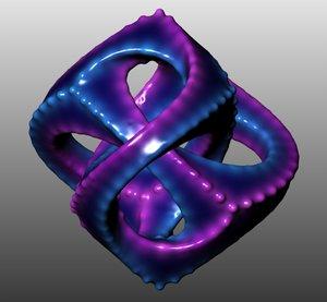3D sculpture generator model