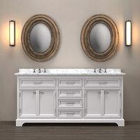 Double washbasin 3 colors