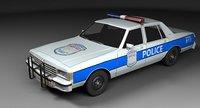 Chevrolet Caprice Mk3 Police