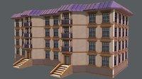 3D model 3d animation