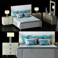 3D linea bed 2 model
