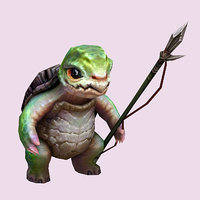 monster - tortoise soldier 3D model