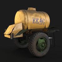 kvass 3D model