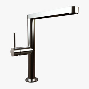 3D franke kitchen taps