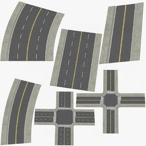 lane streets model