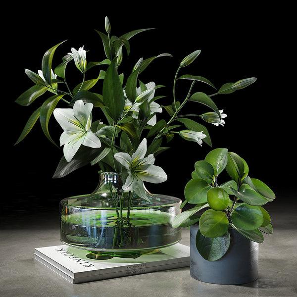 decorative set 005 model
