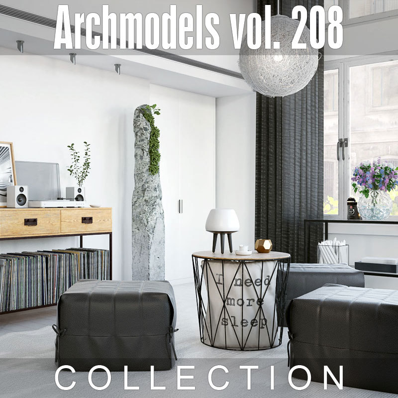 Archmodels vol  208