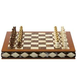 chess decorative entertainment 3D