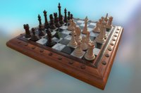 Chess Set (PBR)