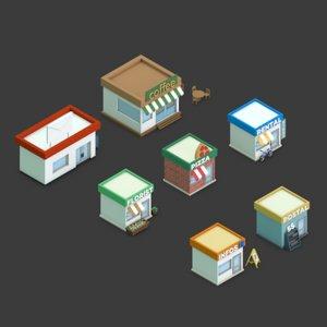 commerce isoland model