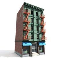 Nyc Building 06