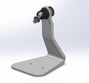 mount gimbal camera 3D model
