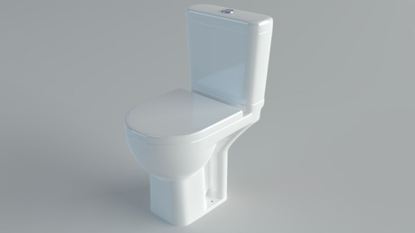 3D model jd wc odeon