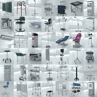 42 1 medical equipment 3D model