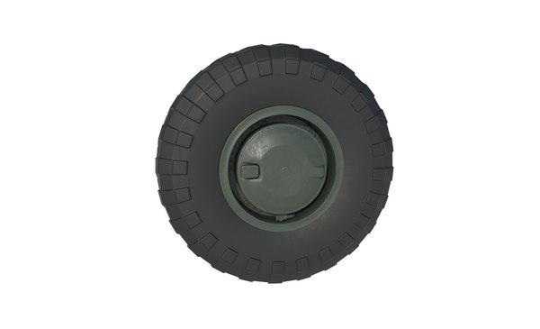 wheel btr-70 btr 3D model
