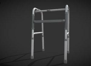 walker aids 4 legs model