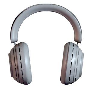 3D mediocre headphones