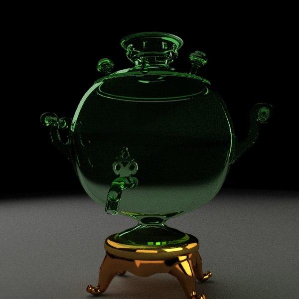 3D model chinese bronze