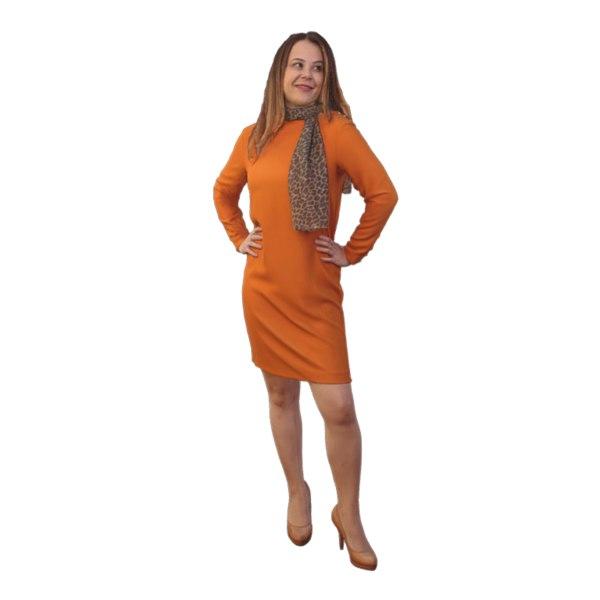 hot businesswoman 3D model