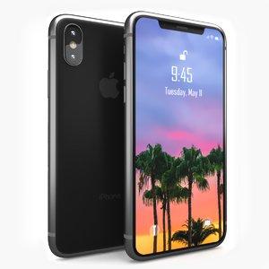 iphone x phone model