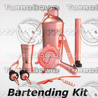 Bartending kit (Rose-Gold)