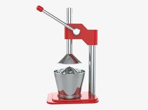 juice juicer 3D model