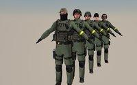 3D model fbi cs