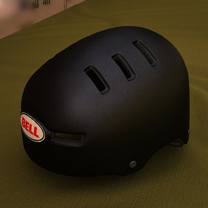 3D bell faction helmet