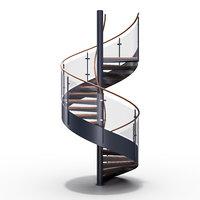 Spiral Stair 03