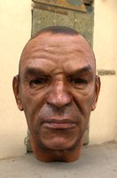 head old man 3D model