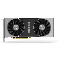 E3D - NVIDIA Geforce RTX 2080 Graphics Cards model
