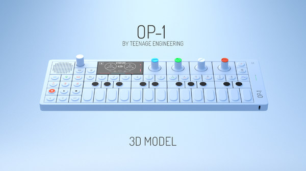 Audio Mixer 3D Models for Download | TurboSquid