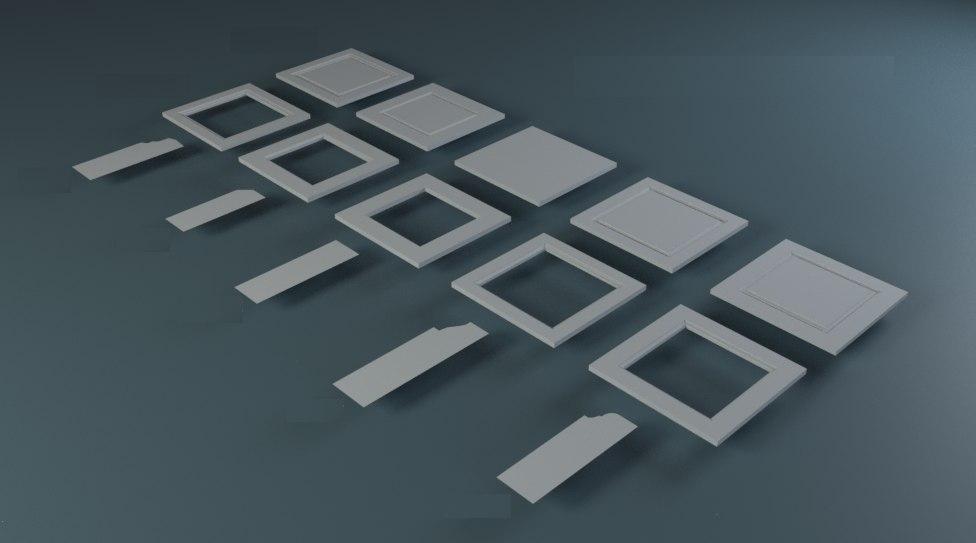 panels profile 2 model