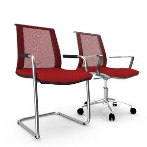3D chair lyra