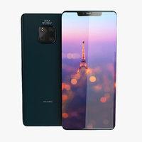 Huawei Mate 20 Pro Green
