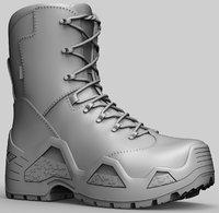 Lowa Army Boot Zbrush
