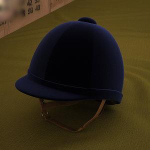 riding helmet model