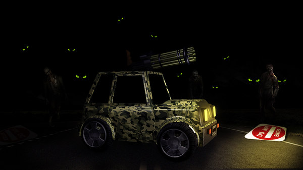 3D model mini car