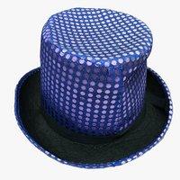 3D magic hat