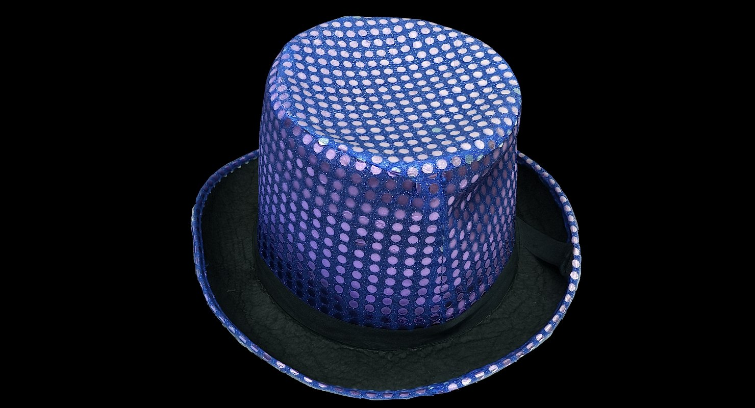 3D magic hat