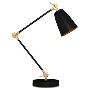 cole desk lamp 3D model