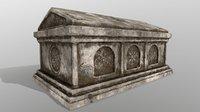 3D tomb model