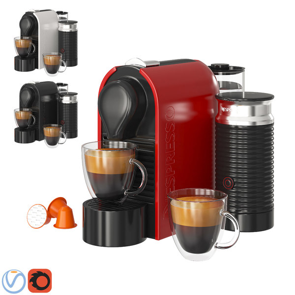 nespresso krups model